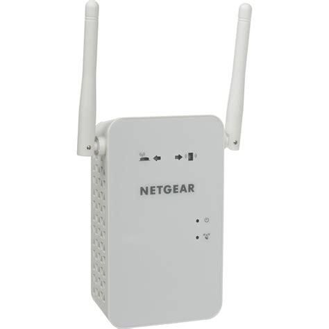 Netgear Wifi Extender netgear ex6100 ac750 wi fi range extender ex6100 100nas b h