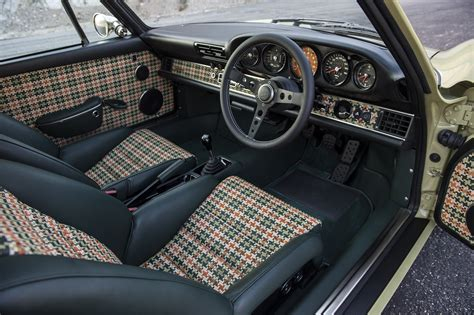 porsche 911 singer interior majestic salon prive to host porsche 911 reimagined