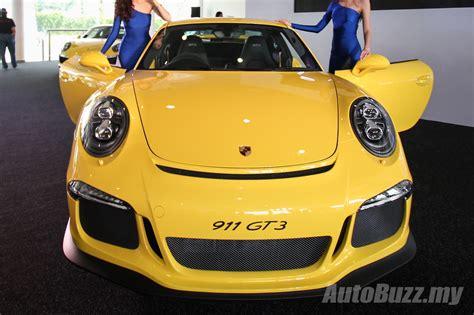 Porsche Malaysia Price List 2014 Porsche 911 Gt3 Genuine Redline Experience From Rm1 23mil