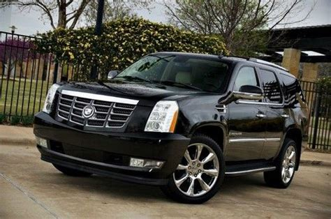 cadillac escalade remote start purchase used 2007 cadillac escalade navigation