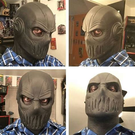 latex armor tutorial badass foam latex zoom cowl created by jester fx check out