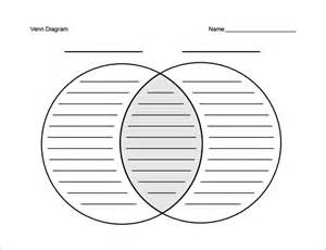diagram template 8 blank venn diagram templates free sle exle