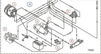 5 7 mercruiser engine wiring harness diagram get free