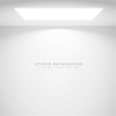 studio wall light free vector stock
