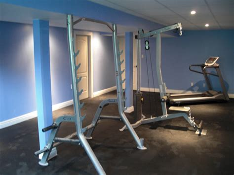 home gym in bedroom greely basement renovation home gym and bedroom fresh reno