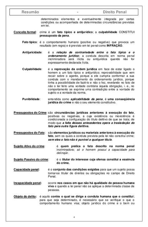 RESUMO DIREITO PENAL-ANTONIO INÁCIO FERRAZ, TÉCNICO EM