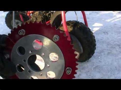 doodle bug mini bike hydraulic brakes doodlebug billet sprocket split ring adapter plate