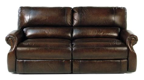 traditional reclining sofa prestige traditional dual power reclining sofa with rolled