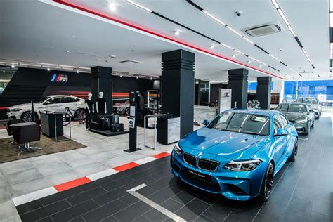 bmw showroom bmw m to open more m division specific dealerships