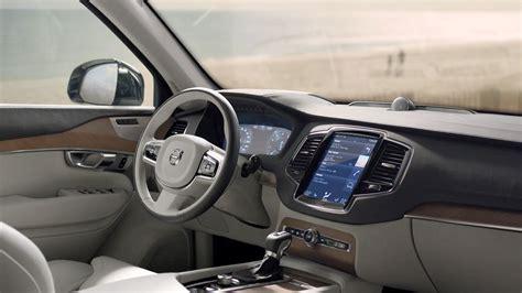 New Interiors by Stillman Volvo The Xc90 Interior