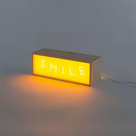 Lighthink Box Smile Live Paradise Seletti Lights With Box