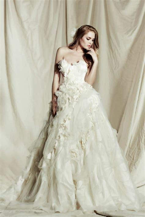 pallas destinne 2013 2014 wedding dress collection