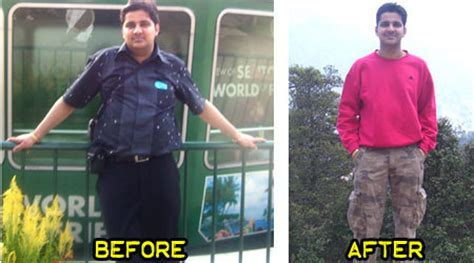 weight loss 6 kg in 1 month weight loss stories ankur lost 60 pounds in 9 months
