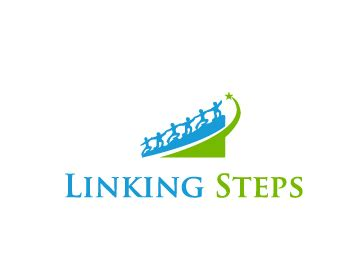 design a logo steps linking steps logo design contest logo designs by ningnang