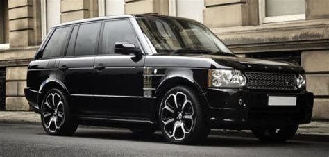 land rover voque range rover vogue by project kahn stage 2