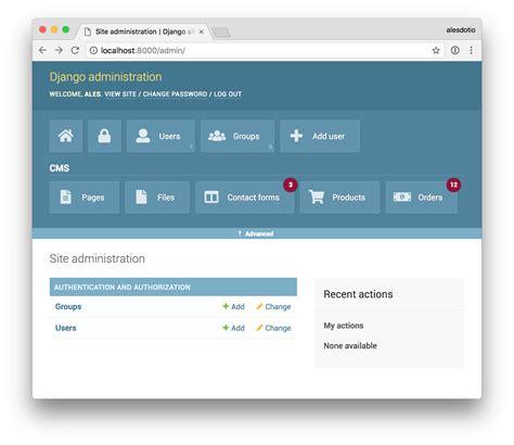 django tutorial templatedoesnotexist github alesdotio django admin shortcuts add simple and
