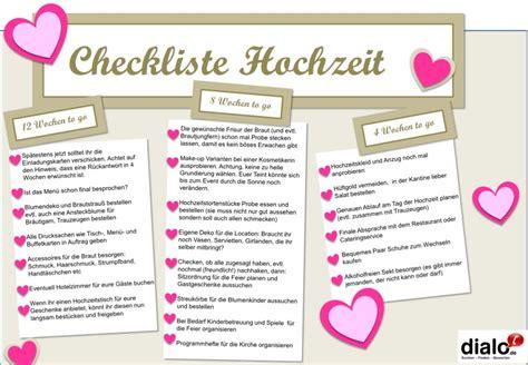 Hochzeit Checkliste Pdf by Unsere Checkliste Zur Hochzeit Das Solltet Ihr Nicht