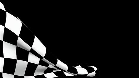 checkered flag background animated checkered flag on black motion background