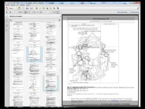 Ford F150 1997 2003 Workshop Service Repair Manual
