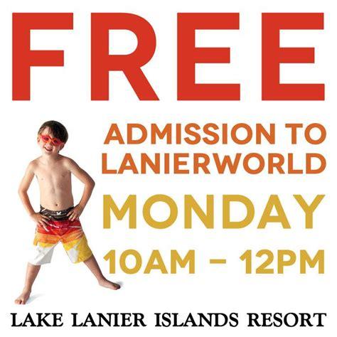 lake lanier lights promo code free admission to lake lanierworld water park atlanta