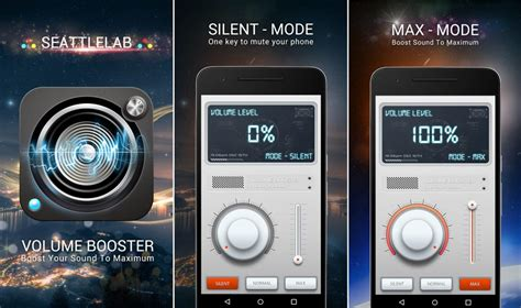 volume booster apk volume booster pro apk mod no ads android apk mods