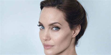 angelina jolie new tattoo vanity fair angelina jolie opens up about married life with brad pitt
