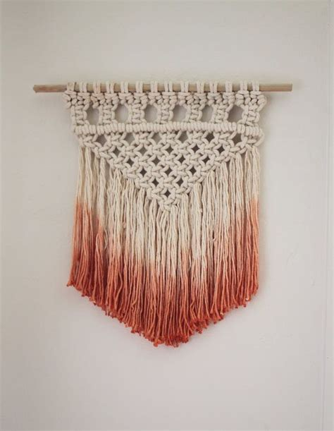 Wall Hanging Tutorial - best 25 macrame wall hangings ideas on