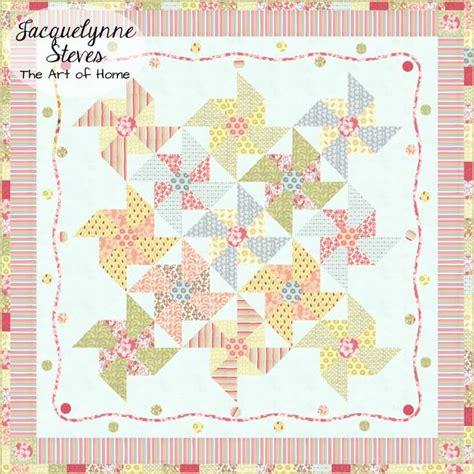 Merry Go Quilt Pattern by Merry Go Quilt Pattern Jacquelynne Steves