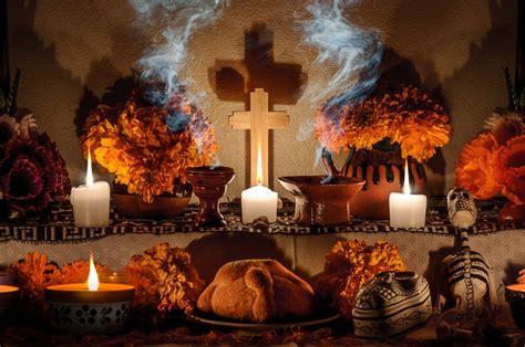 imagenes de altares de novenarios con papel d 243 nde ver los altares de muerto m 225 s espectaculares en