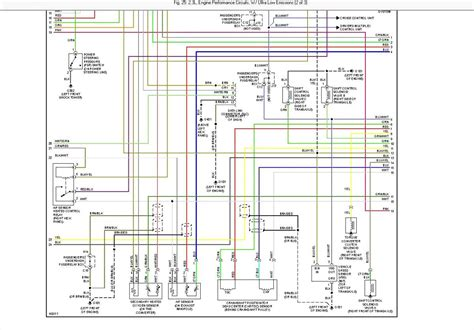 2001 honda accord wiring diagram diagrams 2000