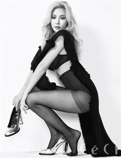 4minute hyuna for ceci magazine septeber issue 15 omona 180 best images about kim hyuna on pinterest