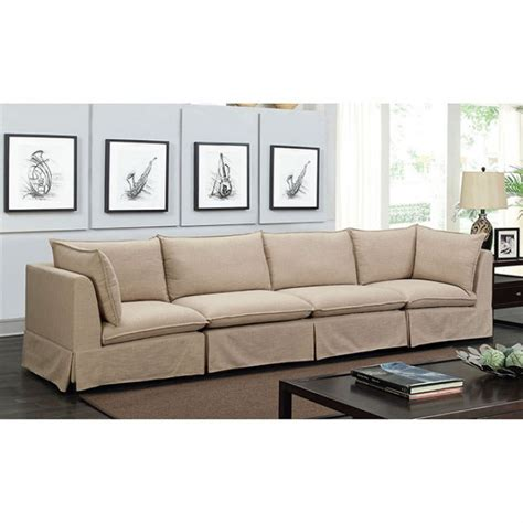 joelle sofa furniture of america sectional joelle