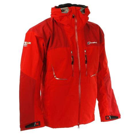 sleep jacket clothing berghaus mera peak gore tex outdoor clothing