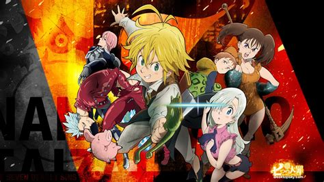 the deadly seven sins the seven deadly sins wallpapers 183