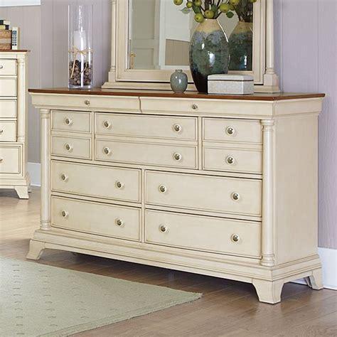 antique white dresser bedroom furniture inglewood ii dresser antique white homelegance
