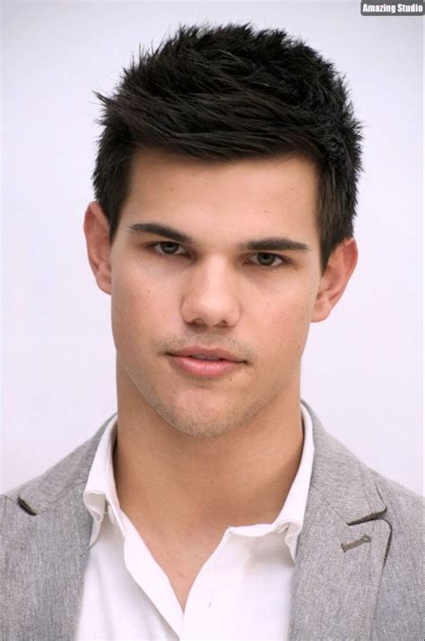 how to style my hair like taylor lautner s taylor lautner short hairstyles for men youtube