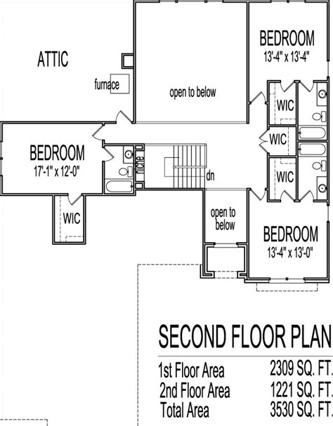 house plans 4 bedroom 2 story 5 bedroom house plans with bat numberedtype