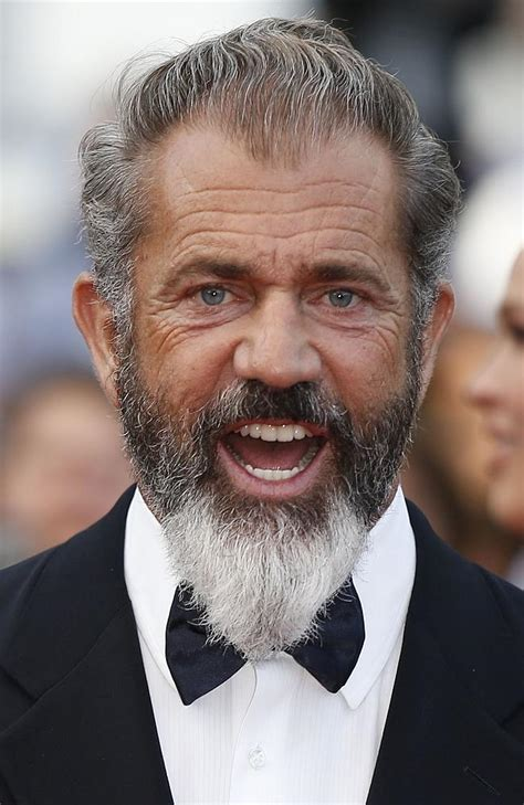 mel gibson has turned into colonel sanders