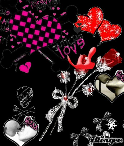 imagenes animadas goticas amor gotico fotograf 237 a 80709018 blingee com