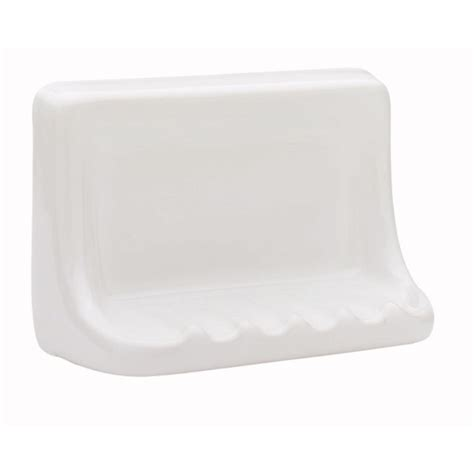 shop interceramic bath accessories white ceramic soap dish