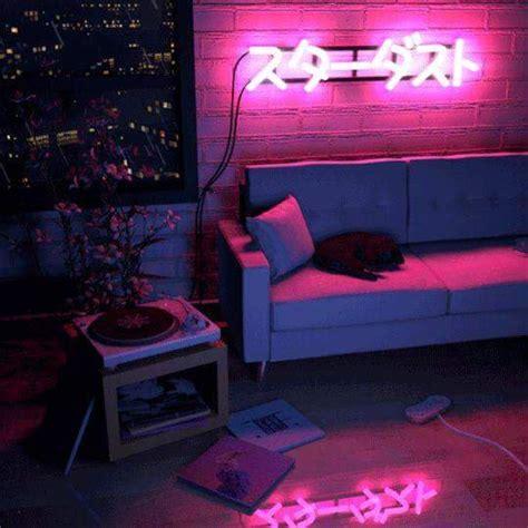 neon bedroom ideas s a d u r g h pleasebmth twitter