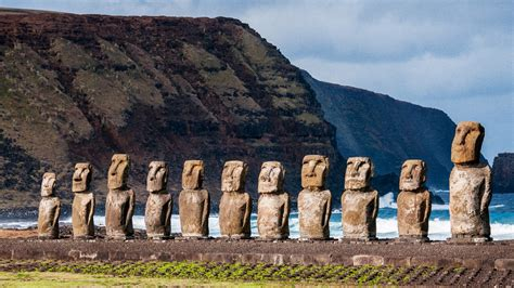 easter island is the chillest vacation spot you can find gq