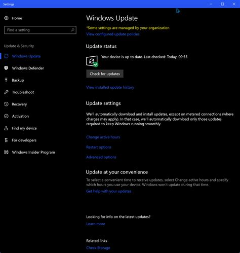 tutorial windows 10 update windows update defer feature and quality updates in