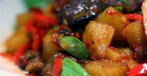 cara membuat sambal goreng kentang hati ayam resep sambal goreng ati resep masakan 4
