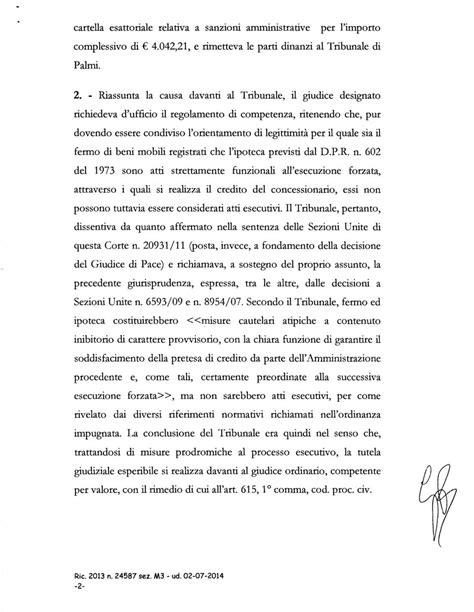 regolamento di competenza d ufficio la corte suprema di cassazione sesta sezione civile 3
