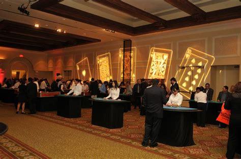 casino themed corporate events casino equipment rentals blackjack team building los