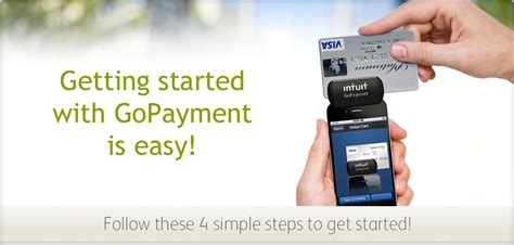 quickbooks gopayment tutorial step 1 download the app