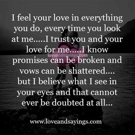 I Trust You and trust quotes quotesgram