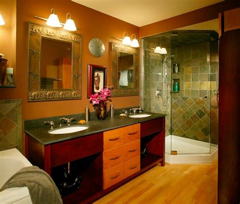 Warm Bathroom Colors by How To Warm Up A Cold Bathroom Bathroom Remodel