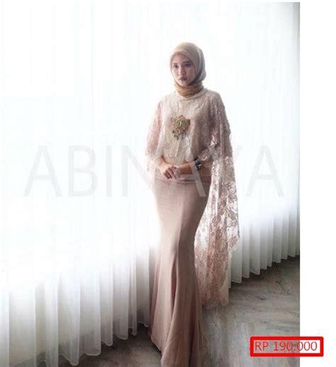 7 Model Baju Brokat Duyung Paling Cantik Dan Trendy   Fashion